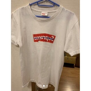 Supreme - supreme コムデギャルソン tシャツ