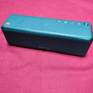 SONY - SONY ワイヤレススピーカーSRS-HG1 ビリジアンブルー