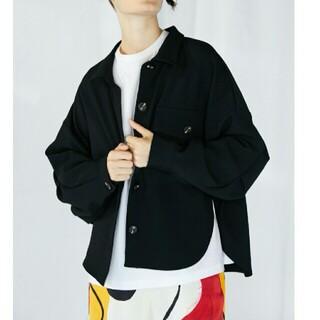 ENFOLD - Enfold ダブルクロス シャツジャケット