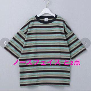 BEAUTY&YOUTH UNITED ARROWS - 6  MULTI BORDER T-SHIRT Tシャツ roku 美品