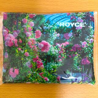 [非売品]ROYCE' オリジナル折りたたみエコバッグ