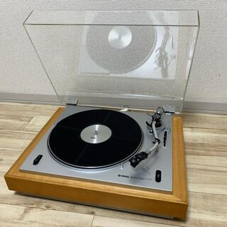 ヤマハ(ヤマハ)のYAMAHA YP-700C レコードプレーヤー(ターンテーブル)