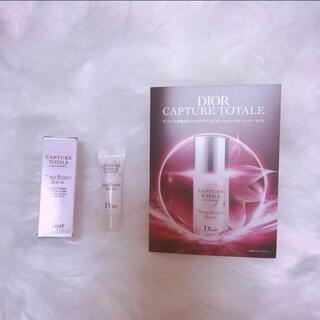 ディオール(Dior)の新 カプチュール トータル セル ENGY スーパー セラム  dior美容液ん(美容液)