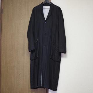 Paul Harnden - Araki yuu driving coat linen100%