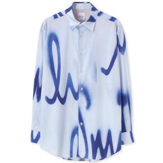 Paul Smith - '21SS スプレーロゴ プリント tシャツ Paul Smith ポールスミス