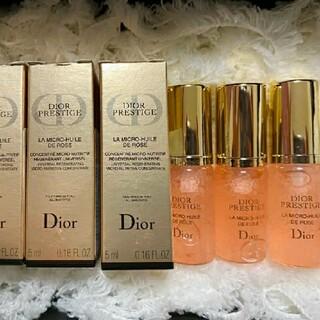 クリスチャンディオール(Christian Dior)のプレステージ ユイルドローズ セラム ディオール 美容液 15ml(美容液)