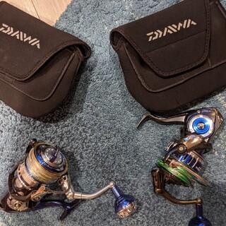 DAIWA - Daiwa ソルティガ 5500H 5000H