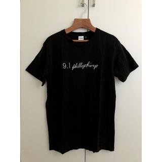 ハリウッドメイド(HOLLYWOOD MADE)のHOLLYWOOD MADE ハリウッドメイド Tシャツ M 黒 パロディT(Tシャツ/カットソー(半袖/袖なし))