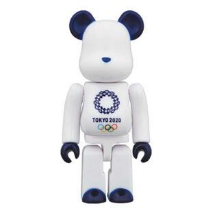 MEDICOM TOY - BE@RBRICK TOKYO 2020 Olympic emblem 100%