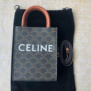 celine - CELINE セリーヌ ミニ バーティカルカバ/ショルダーバッグ