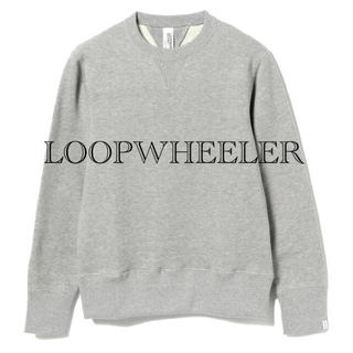 BEAMS - LOOPWHEELER × BEAMS PLUS / クルーネック スウェット