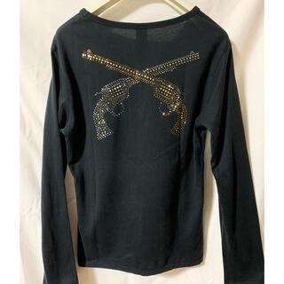 ロエン(Roen)のRoen 黒長袖シャツ(Tシャツ/カットソー(七分/長袖))