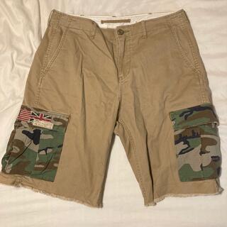 デニムアンドサプライラルフローレン(Denim & Supply Ralph Lauren)のDenim & Supply Cargo Shorts カーゴ ショーツ (ショートパンツ)