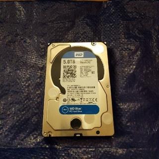 HDD 5TB WD Blue WD50EZRZ