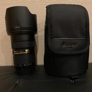 Nikon - AF-S NIKKOR 24-70mm f/2.8G ED ポーチ付き 大三元