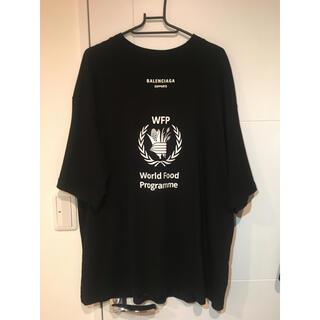 BALENCIAGA WFP Tシャツ