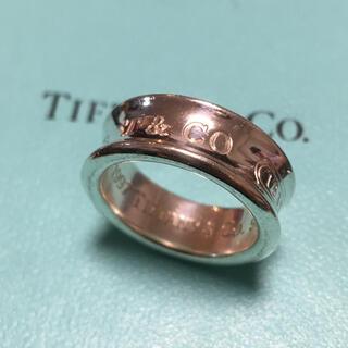 Tiffany & Co. - ティファニー ナローリング 指輪