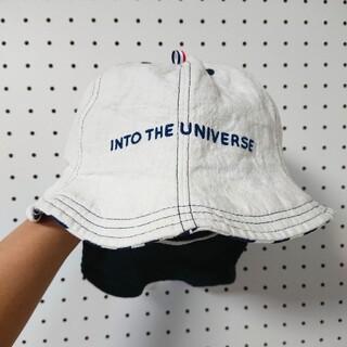 アンパサンド(ampersand)の【Ampersand】ベビー帽子48cm(帽子)