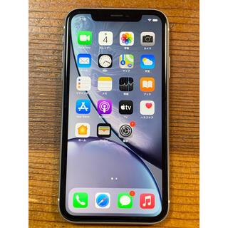 iPhone - iPhone XR 64GB White SIMフリー