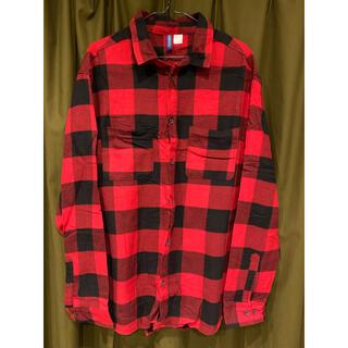 H&M - ネルシャツ H&M