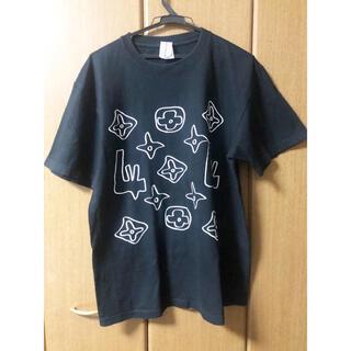 ヴィトン | VUITTON  パロディ   Tシャツ  XL