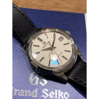 Grand Seiko - グランドセイコー SBGA293 スプリングドライブ アイボリー SEIKO
