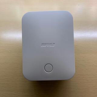 バッファロー(Buffalo)の【Wi-Fi中継機】WEX-733D(BUFFALO)(PC周辺機器)