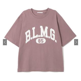 グレイル(GRL)のGRL🌼ビッグシルエットロゴプリントTシャツ(Tシャツ/カットソー(半袖/袖なし))