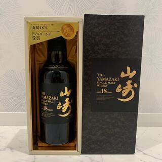 サントリー - 山崎 18年 旧ボトル 700ml 43% 古酒 2005 箱付き 未開栓
