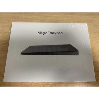 アップル(Apple)のApple Magic trackpad 2 MRMF2J/A スペースグレイ(PCパーツ)