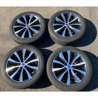 スバル - スバル エクシーガ クロスオーバー7 純正 タイヤ ホイール 4本 17インチ