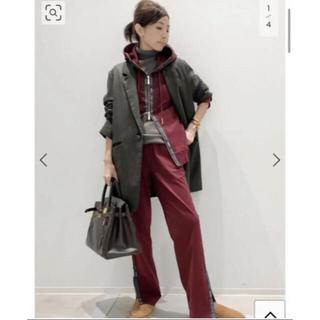 L'Appartement DEUXIEME CLASSE - レア! アパルトモン AMERICANA Line Jersey パンツ