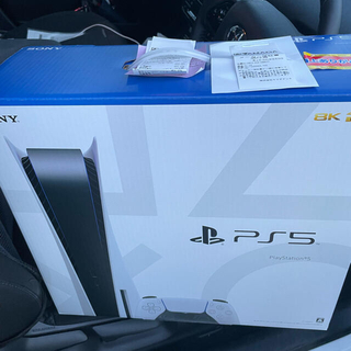 PlayStation - 【未開封】プレイステーション5