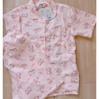 パジャマ ミッフィー ルームウェア 半袖 miffy tシャツ ピンク