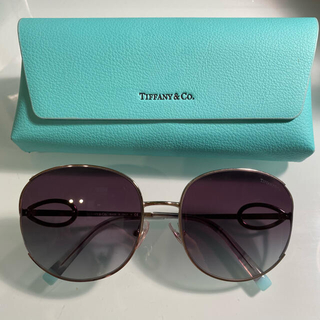 Tiffany & Co. - 【Tiffany】ティファニー インフィニティ レクタンギュラー サングラス