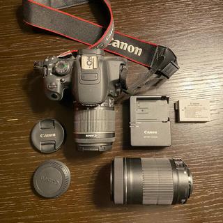 Canon - canon eos kiss x7i 中古