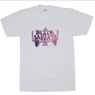 Supreme - supreme × black sabbath  tシャツ  S