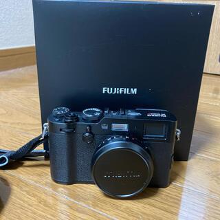 富士フイルム - FUJI FILM 富士フイルム X X100F BLACK