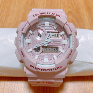 G-SHOCK - G-SHOCK Protection G-LIDE ピンク