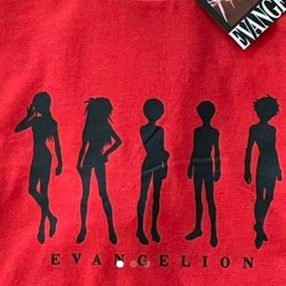 エヴァンゲリオン メンズ Tシャツ