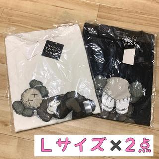 UNIQLO - Lサイズ⭐️ユニクロ KAWS x UNIQLO UT Tシャツ 2枚セット