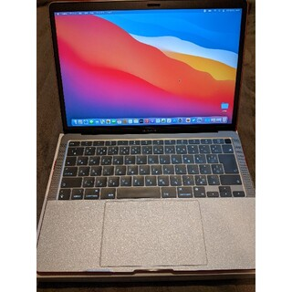 Apple - 【値下げ続行!!本日限り】Apple MacBook Air 超美品!!