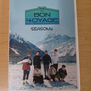 BTS BONVOYAGE SEASON 4 (5枚組)