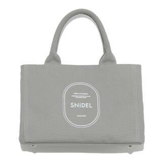 snidel - キャンパスエコバッグ
