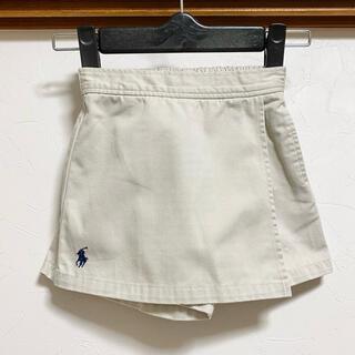 Ralph Lauren - ラルフローレン スカート 90 キュロットスカート パンツ チノ