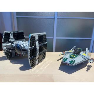 レゴ(Lego)のレゴ (LEGO) ブラウン様専用 ダースベイダー機のみ(キャラクターグッズ)