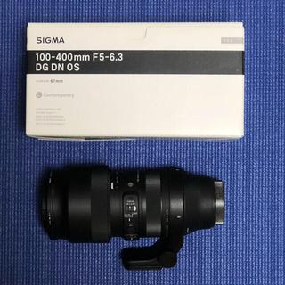 SIGMA - SIGMA 100-400mm f5.0-6.3 DG DN OS Lマウント