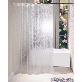 239 シャワーカーテン 間仕切りカーテン 防水 防カビ おすすめ 人気 清潔感(カーテン)
