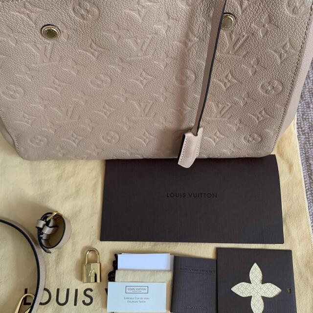 LOUIS VUITTON(ルイヴィトン)のルイヴィトン モンテーニュMM✨大人気 SALE✨✨ レディースのバッグ(ハンドバッグ)の商品写真