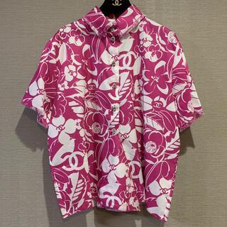シャネル(CHANEL)の新品☆CHANEL☆シャネル☆ココビーチシャツ(シャツ/ブラウス(半袖/袖なし))